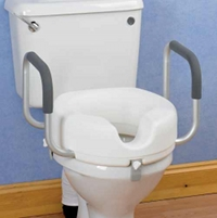 Elevated Toilet Seats