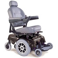 motorized wheelchair
