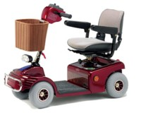 scooters for elderly