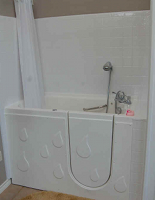 Walk in tub for Walk in tub water capacity
