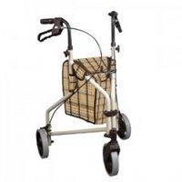3 wheel walkers
