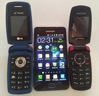 cell phones for elderly