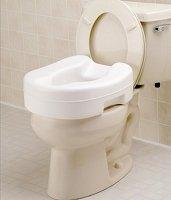 elevated toilet seats